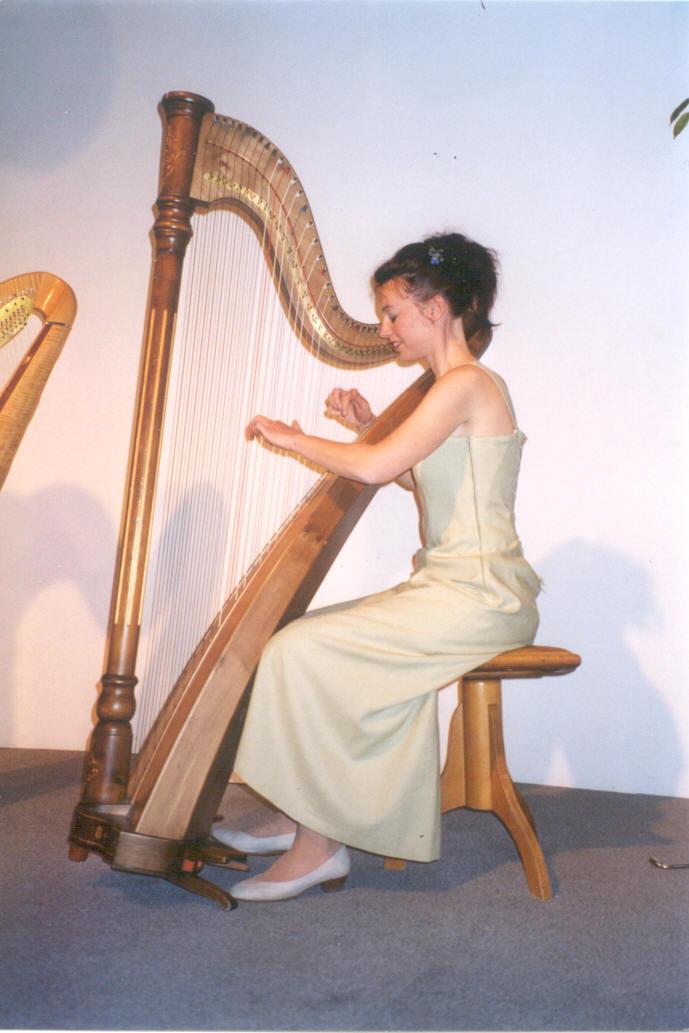 Mittlere Harfe